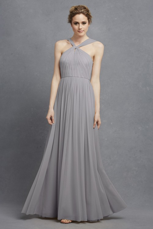 Ava romantic bridesmaid dress Donna Morgan