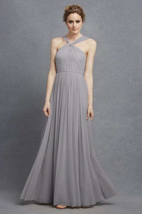 Ava romantic bridesmaid dress Donna Morgan