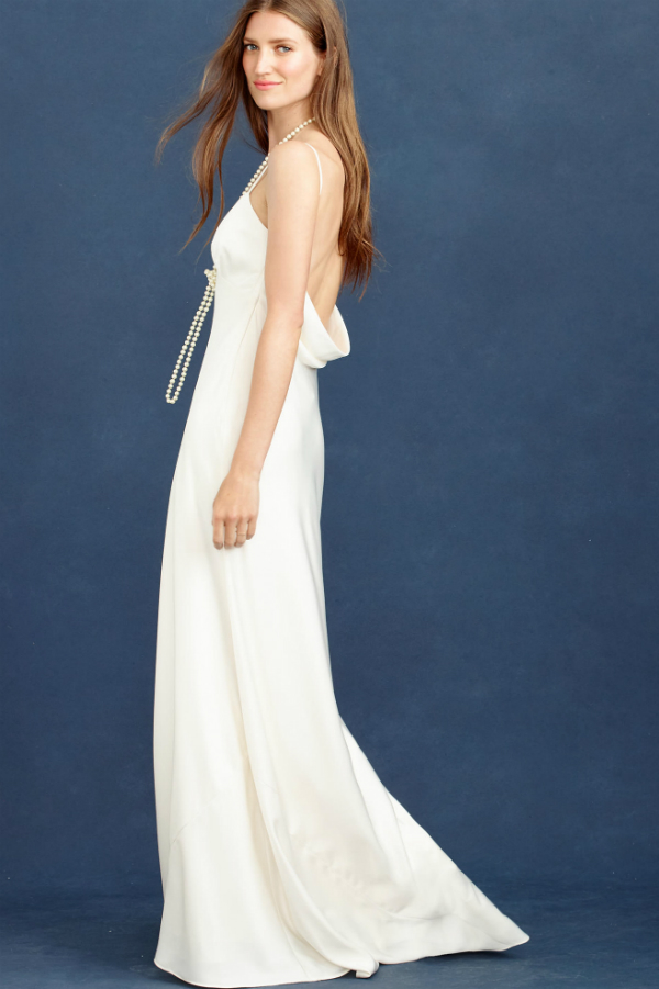 Beautiful wedding dresses for beach weddings for J crew beach wedding dress