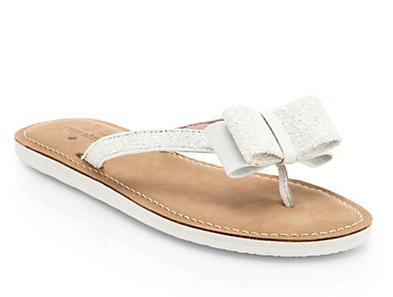 kate spade new york beach wedding sandals