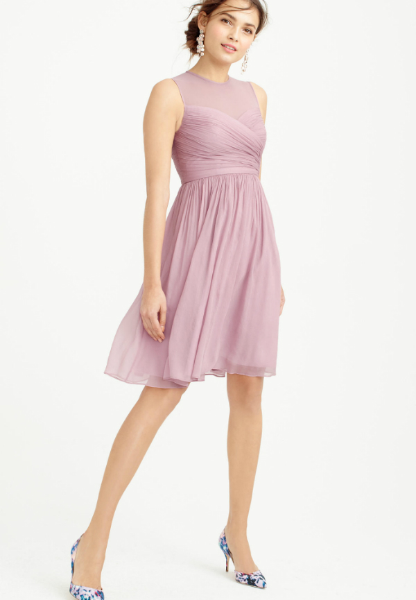 New jcrew wedding dresses and bridesmaid dresses for fall for J crew wedding guest dresses