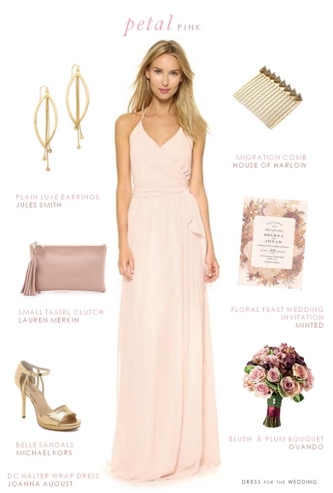 Wrap Bridesmaid Dresses 23