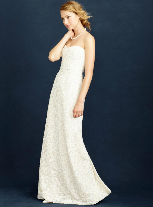 New J.Crew Wedding Dresses and Bridesmaid Dresses for Fall/Winter!