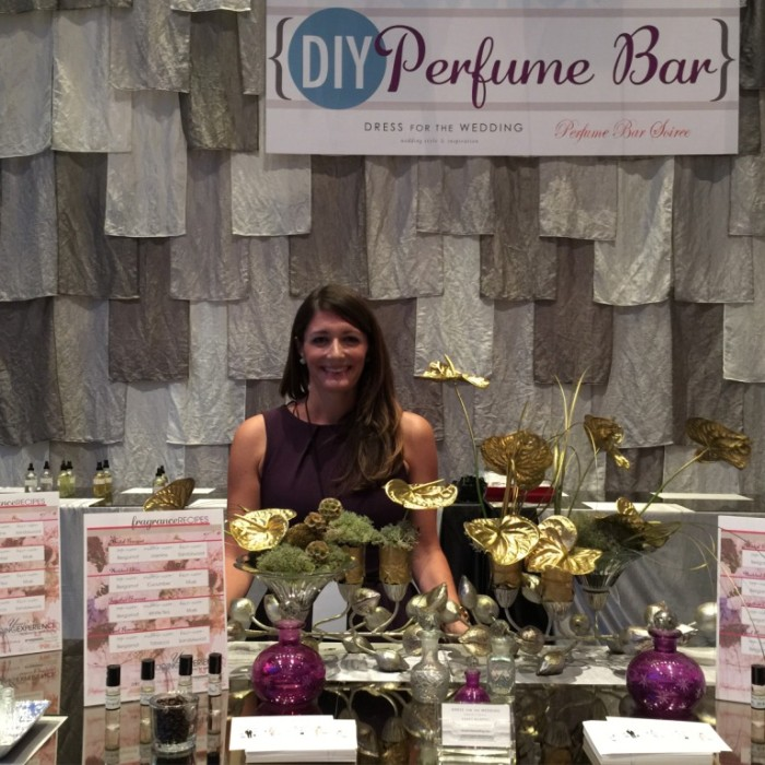 Perfume bar soiree at YWE