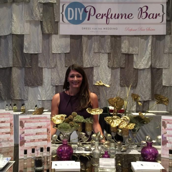 Perfume bar soiree at YWE