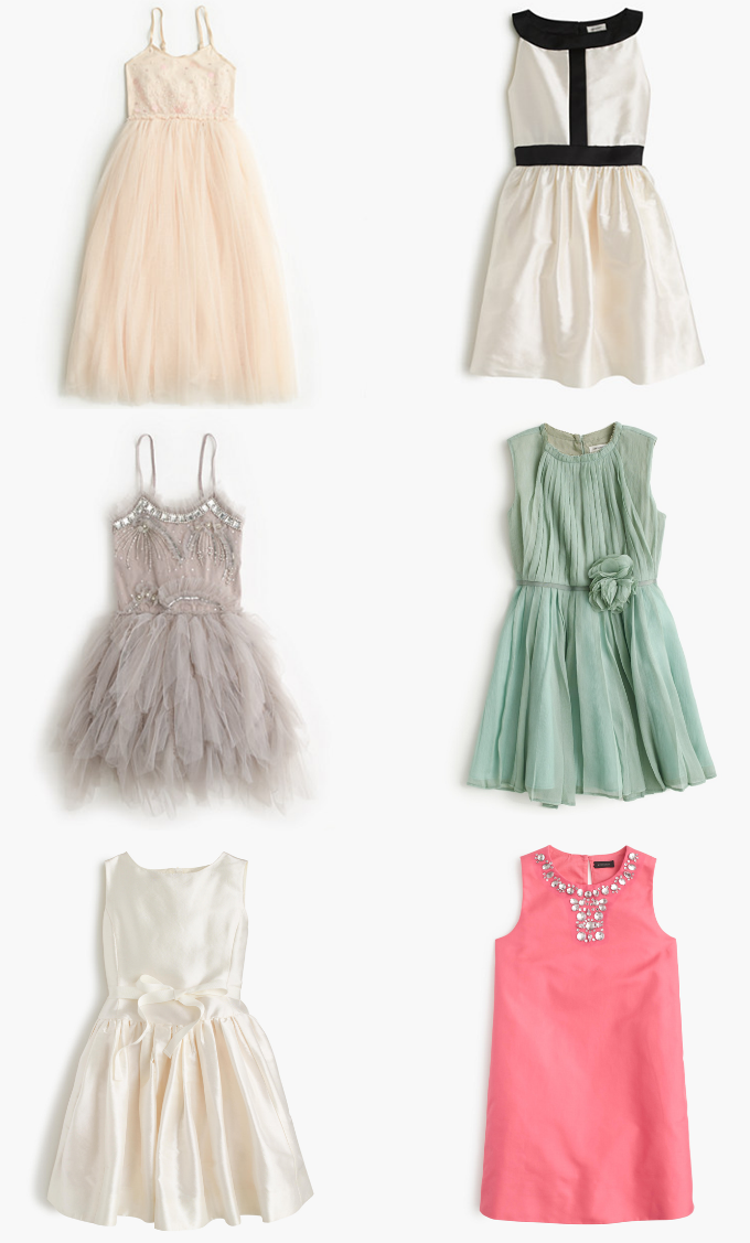 Where to find cute flower girl dresses for Young wedding guest dresses