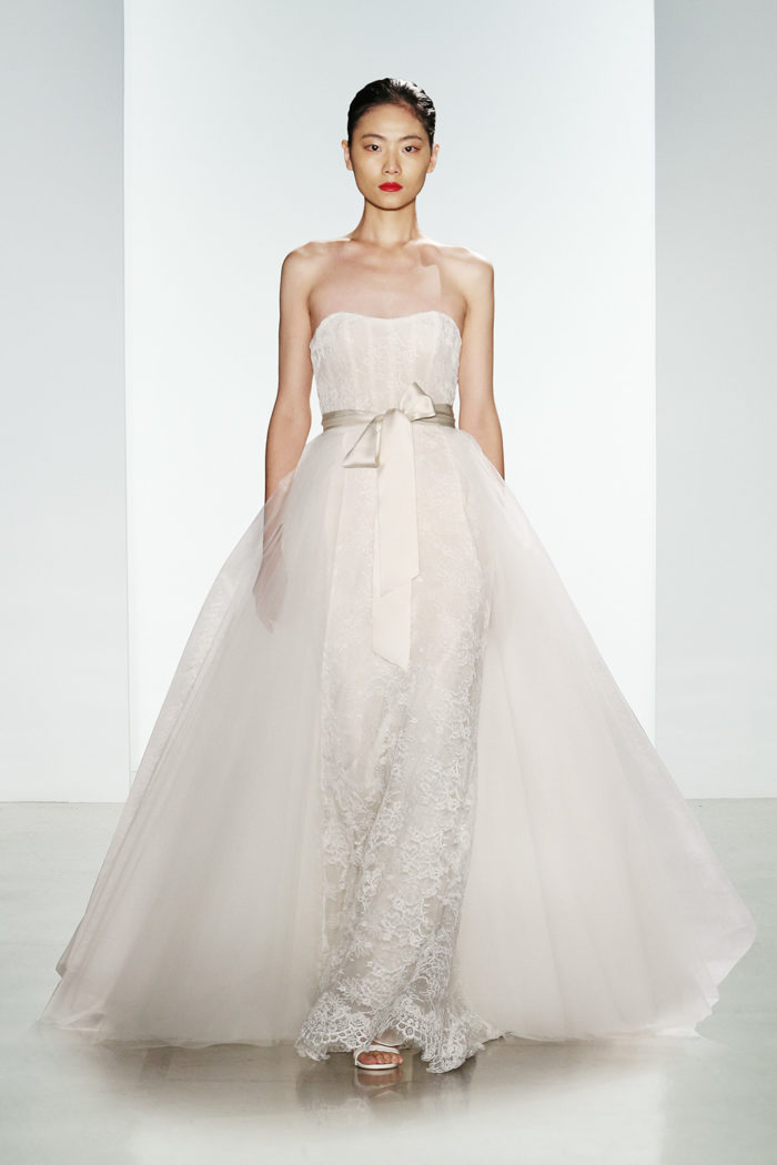 Linden by Amsale | Designer wedding dresses for 2016