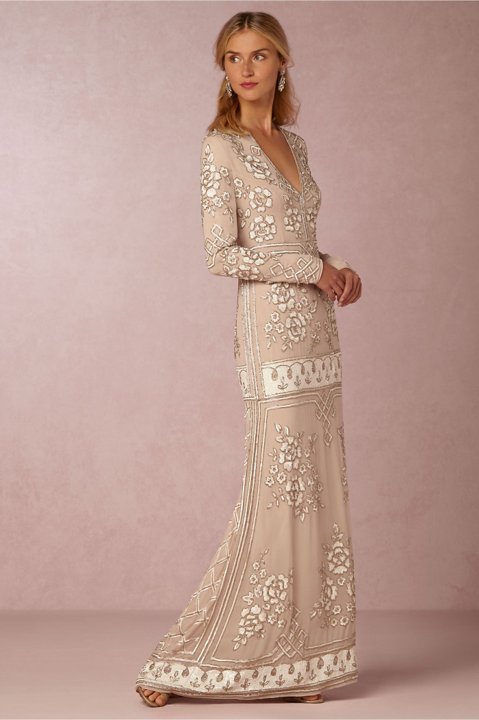 Bhldn wedding dresses and new arrivals for fall winter 2015 for Wedding guest dresses for 40 year olds