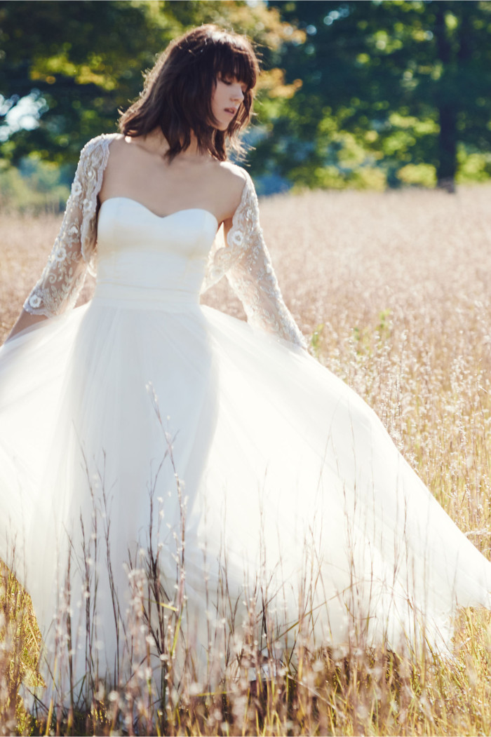 Bridal separates from BHLDN