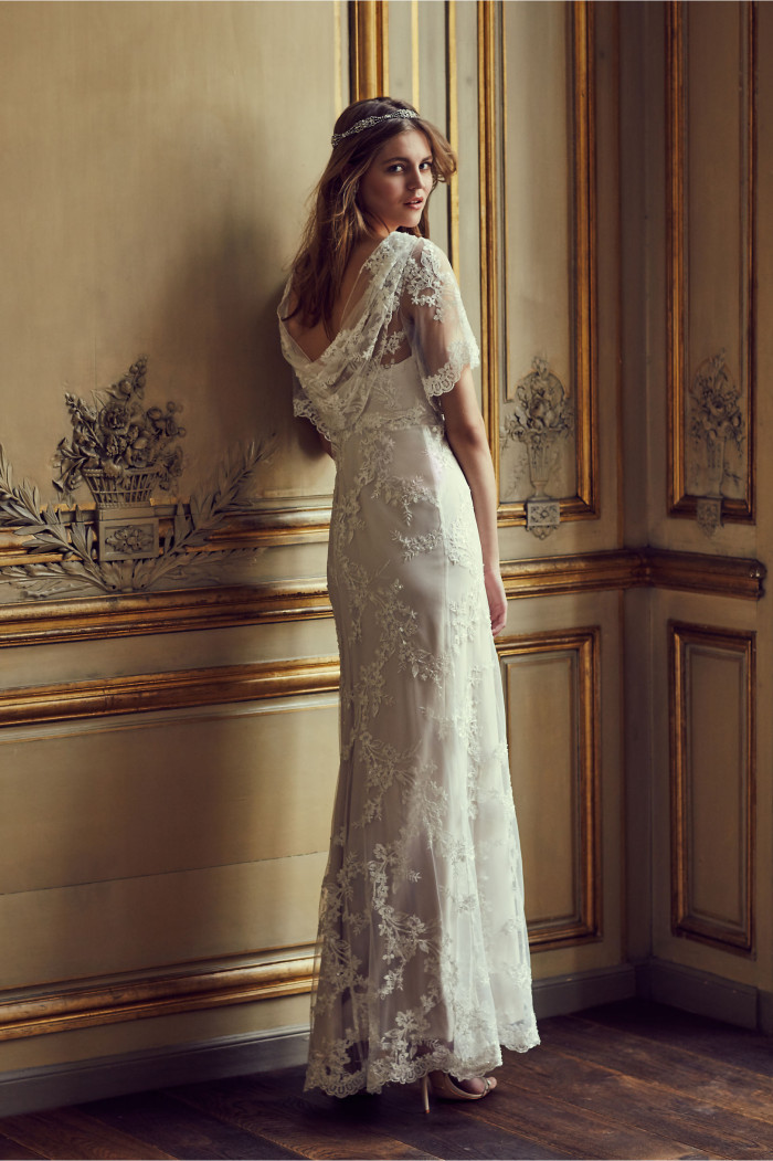 Lace wedding dress for 2016