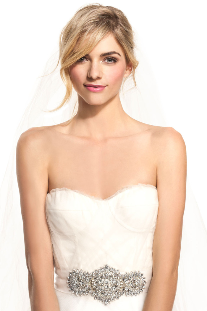 Designer bridal belt for rent | Found at Rent the Runway