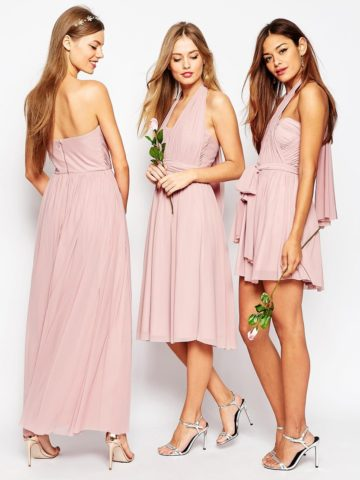 Cute and Affordable Bridesmaid Dresses | Found at ASOS