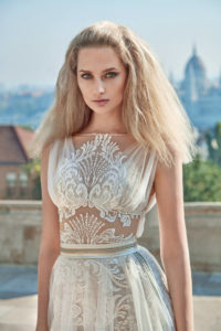 Flavia from the Galia Lahav Ivory Tower Collection