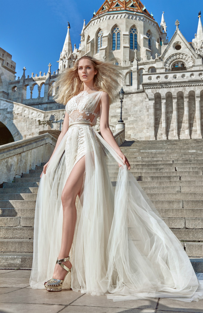 Galia Lahav Ivory Tower Collection Flavia