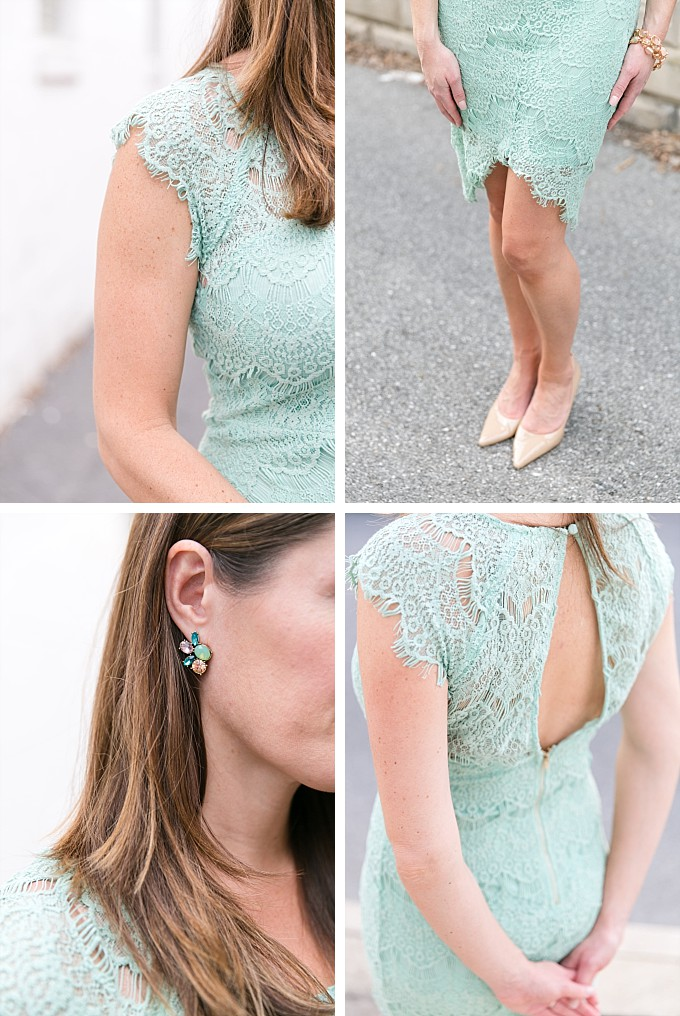 Wedding guest style idea in Mint Green | ModCloth | Photography by Brittney Kreider