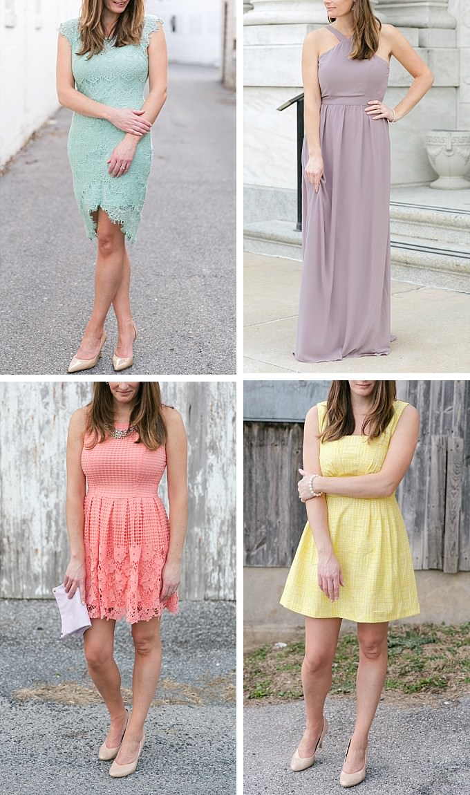 Dresses to wear to every type of wedding dress code | ModCloth | Photos by Brittney Kreider