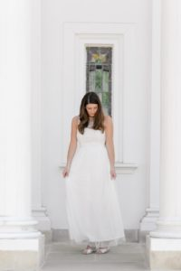 'Make Some Poise' wedding dress from ModCloth