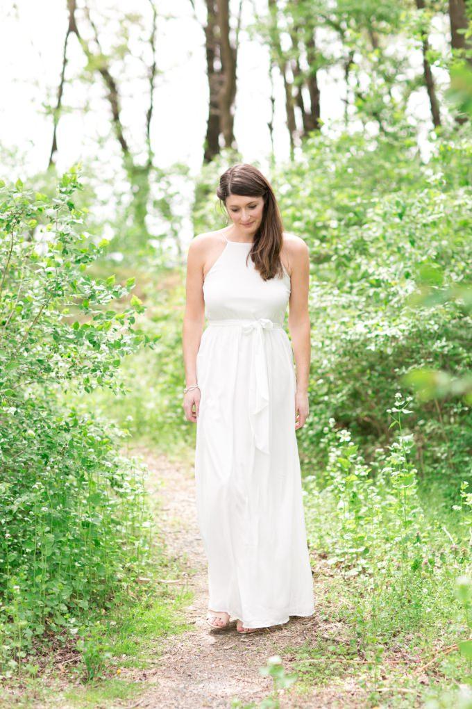 Boho wedding dress | Wedding dress from ModCloth