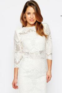 White dresses | Little white dresses