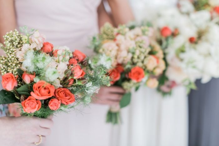Floral inspiration and design for weddings | Aisle Society is a collective of top wedding blogs and inspiration | Photographer: Alexis June Weddings