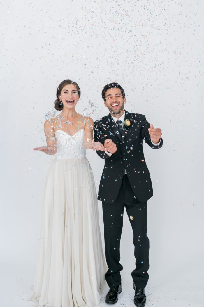 The best wedding blogs | Aisle Society | Photo by Alexis June Weddings for Aisle Society
