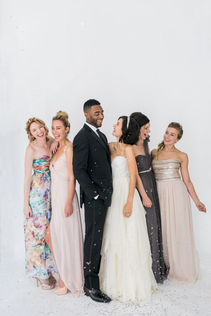 Celebrate and inspire your wedding with Aisle Society ! Photo by ©AlexisJuneWeddings