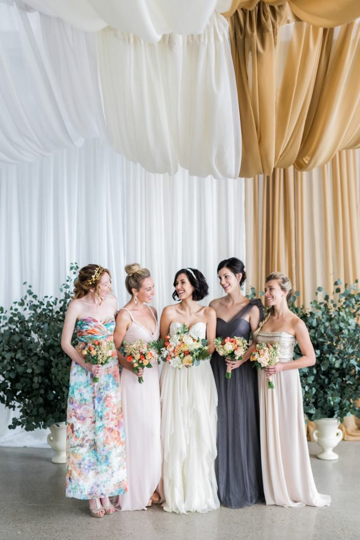 Plan a great wedding with top wedding blogs   Aisle Society   Photo by Alexis June Weddings