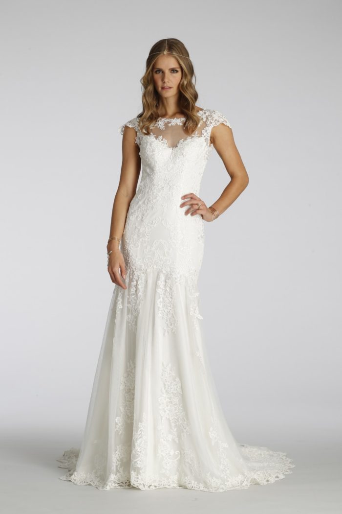 Style 7658 |Ti Adora Wedding Dresses Fall 2016