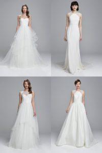 Nouvelle Amsale Spring 2017 Wedding Dresses