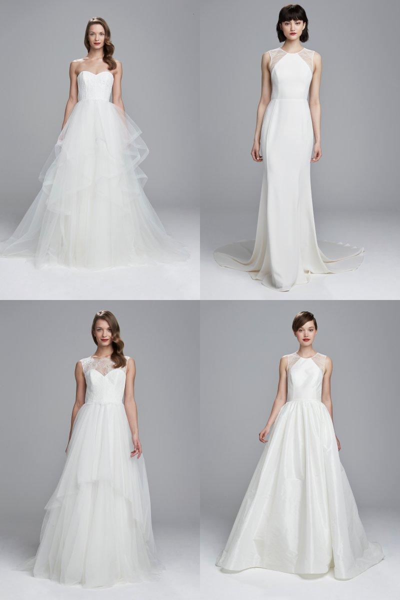 nouvelle Amsale wedding dresses 2017