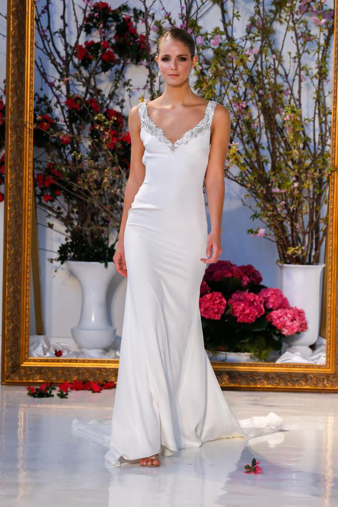 New Anne Barge Wedding Dresses