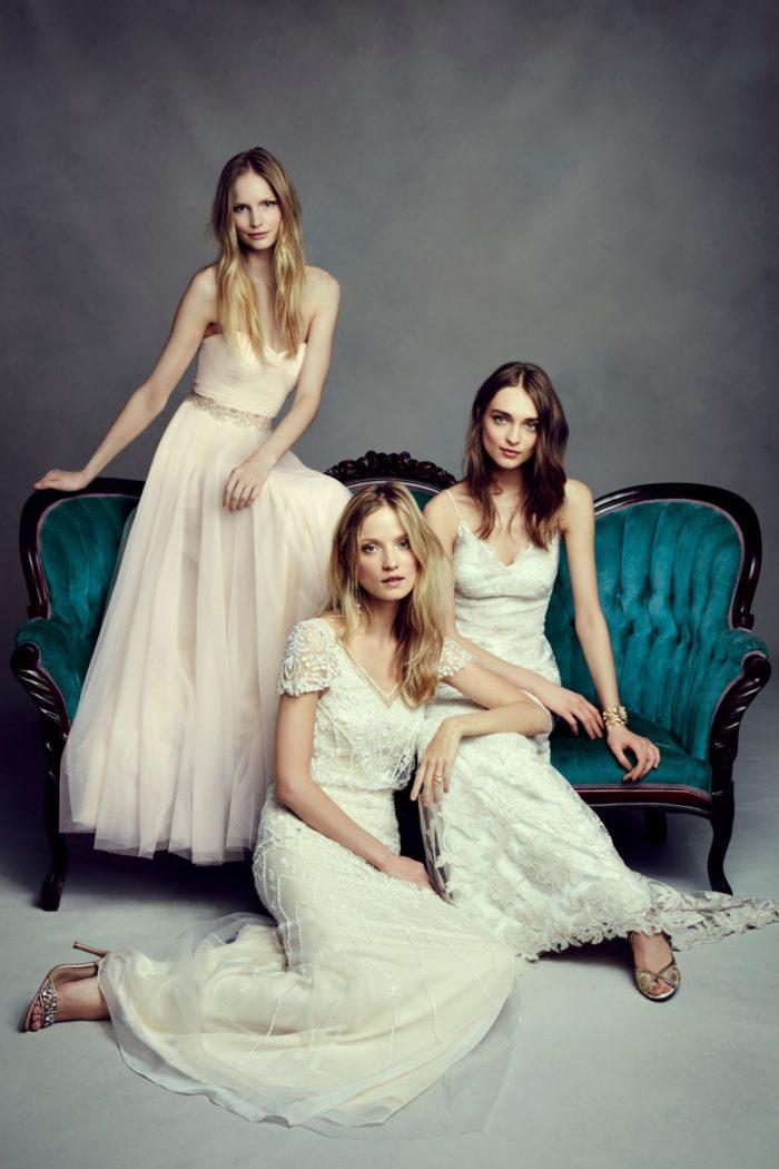 BHLDN wedding dresses 2016