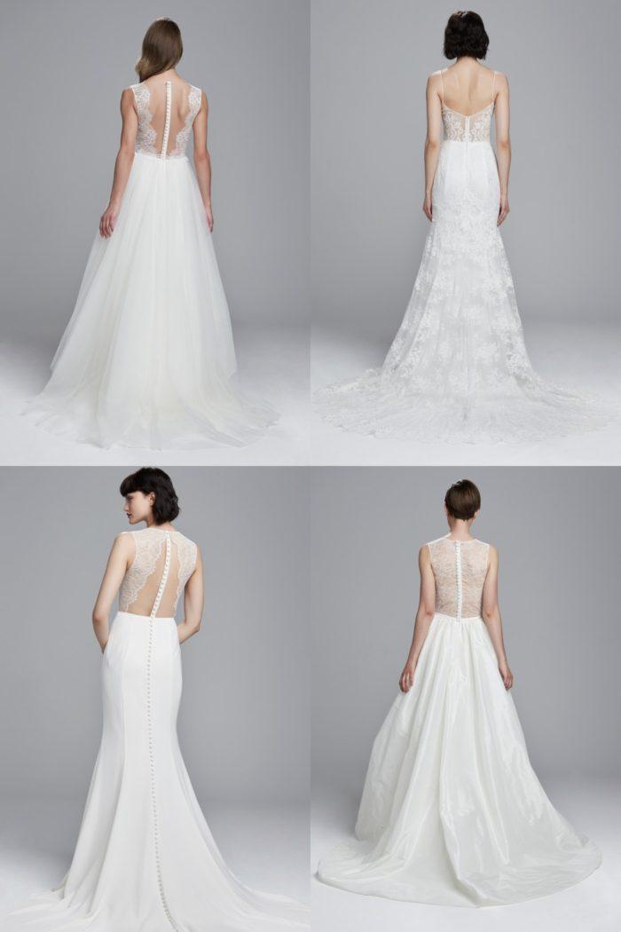 nouvelle amsale spring 2017 wedding dresses dress for the wedding. Black Bedroom Furniture Sets. Home Design Ideas