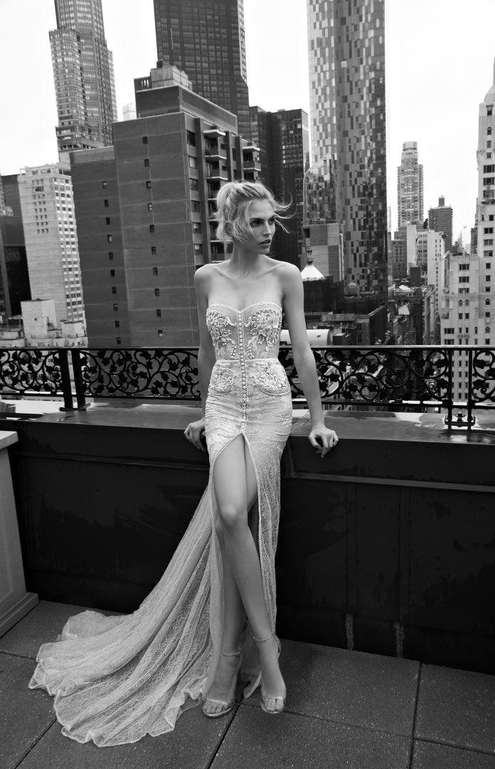 Inbal Dror Couture Wedding Dress 2016