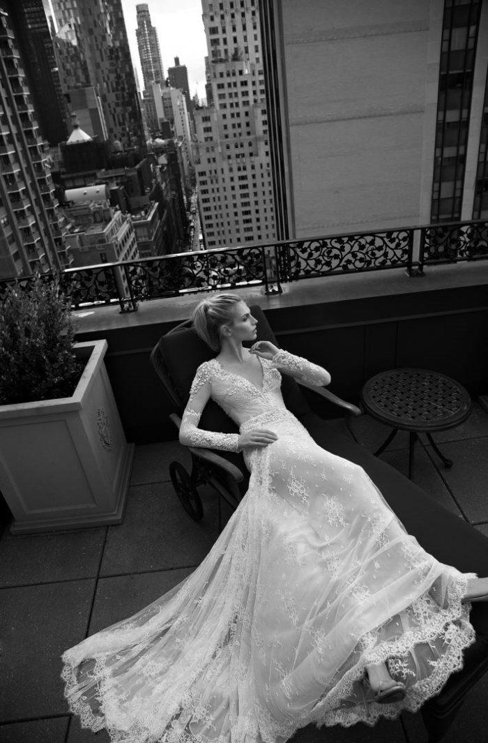 Inbal Dror new wedding dresses