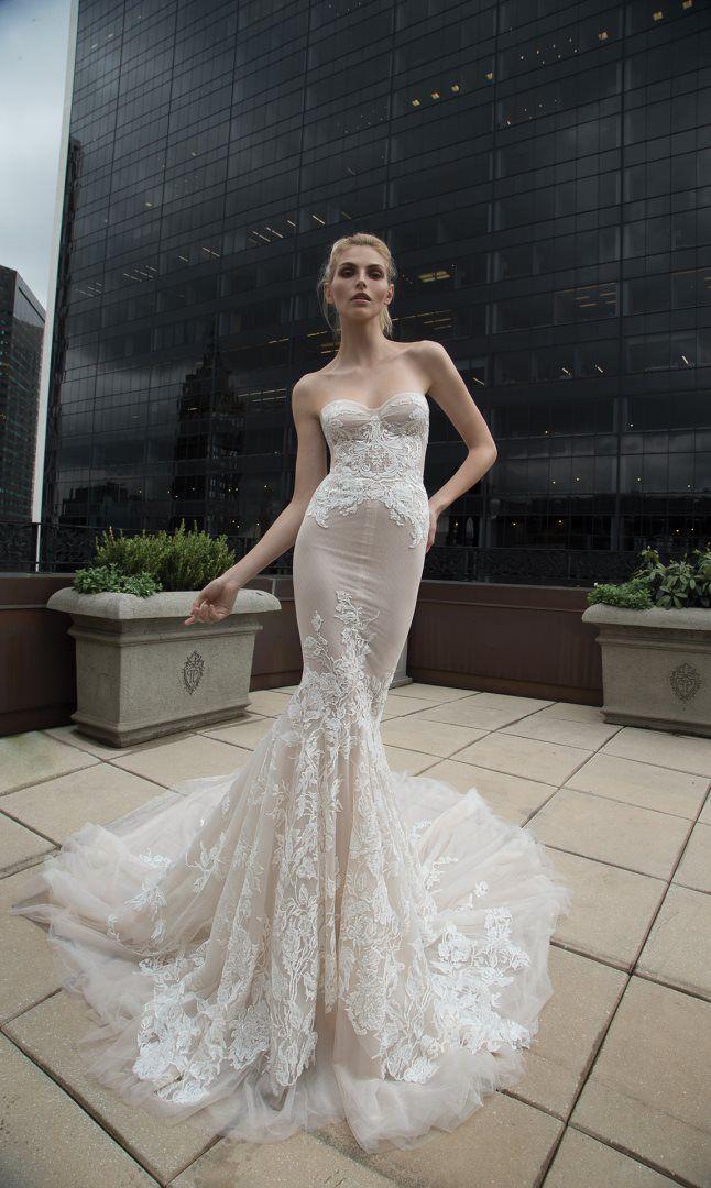 designer wedding dress Inbal Dror