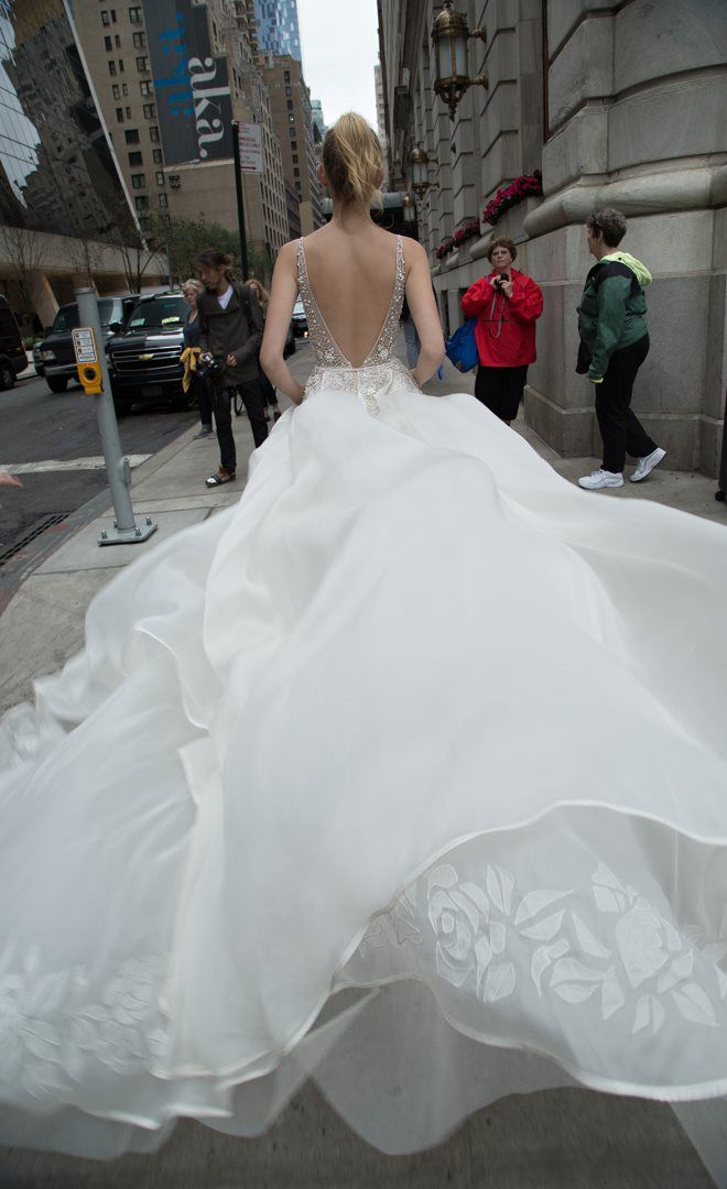 Stunning Inbal Dror Bridal Gowns