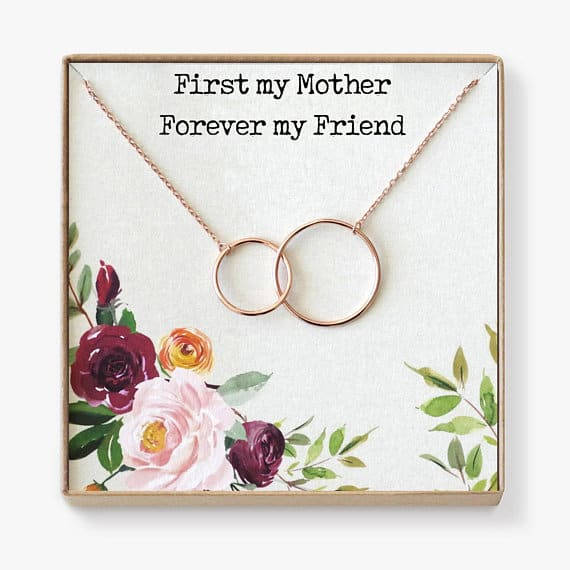 cute mother of the bride gift idea