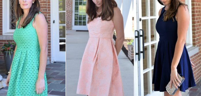 Summer wedding guest dresses and outfits from ModCloth