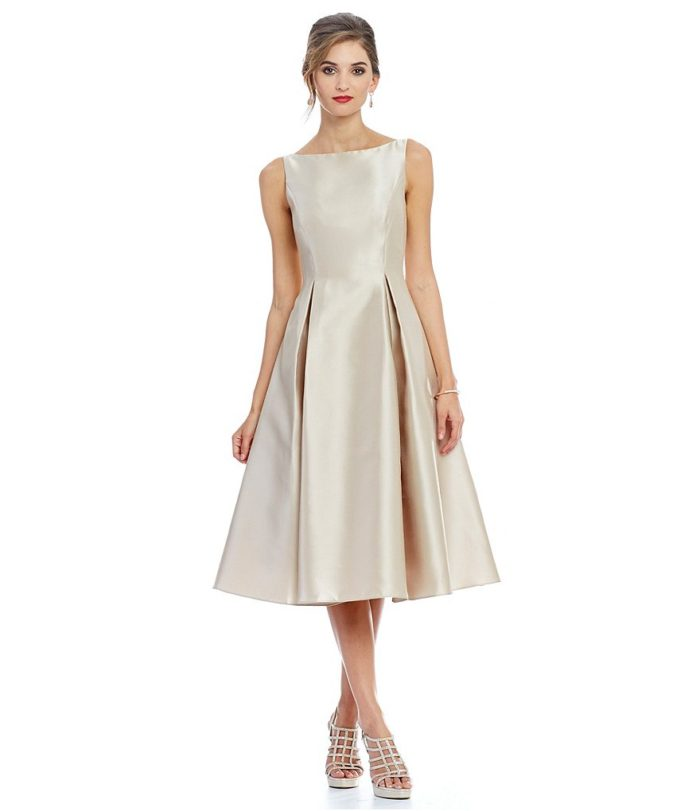 Champagne Mother Of The Bride Dresses Dress For The Wedding