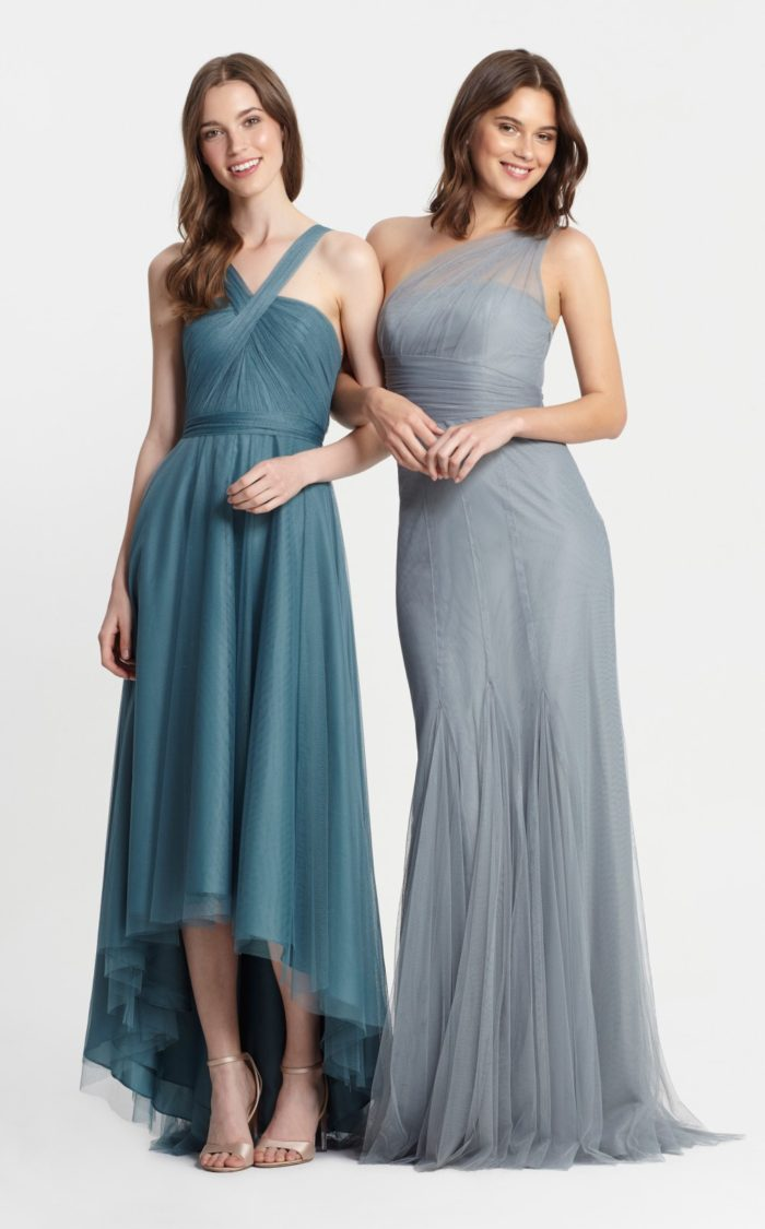 Monique Lhuillier Bridesmaid Dresses for Spring 2017 | Dress for the ...