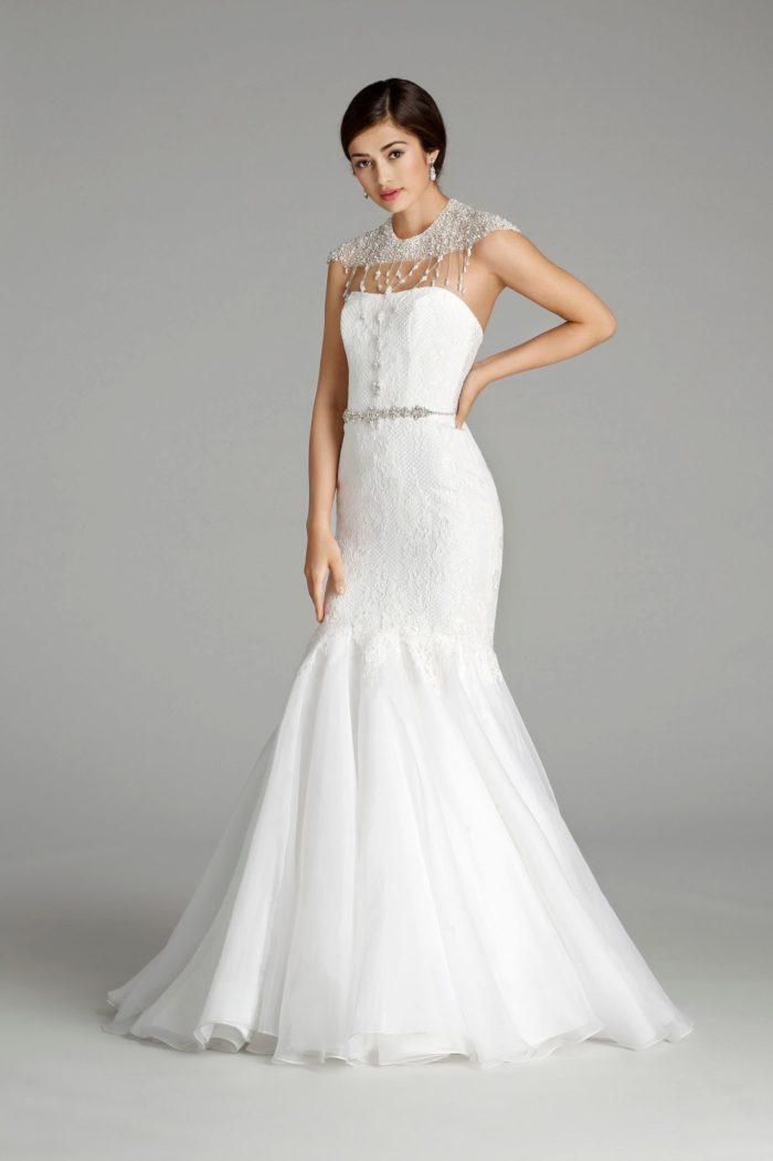 Alvina Valenta Wedding Dress Style 9653