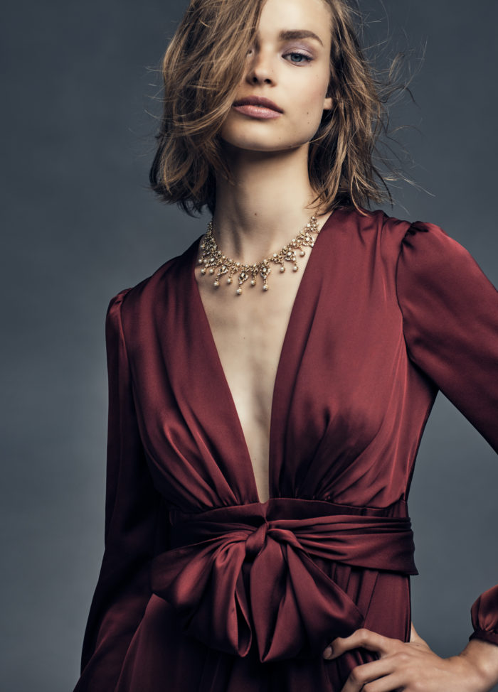 Party Dresses for Fall and Winter Weddings and Events