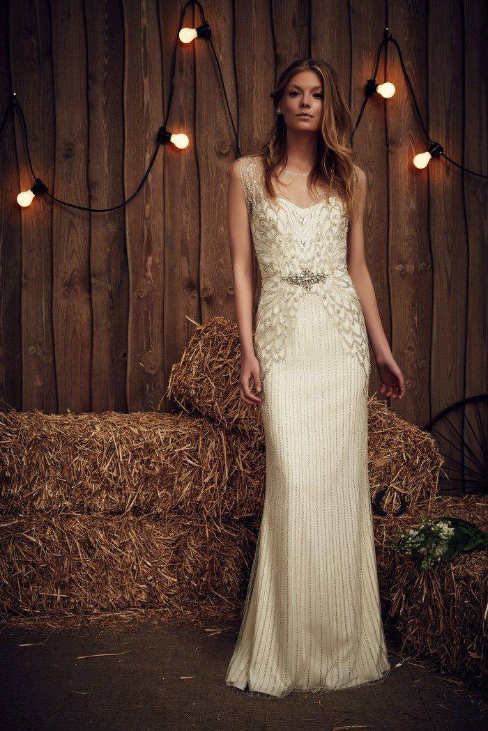 New Jenny Packham Wedding Gowns   Lyra Jenny Packham Bridal