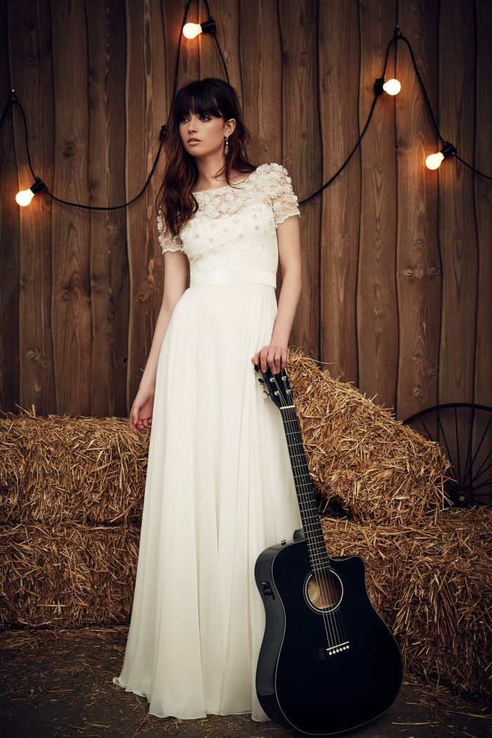 Taylor Wedding Dress by Jenny Packham