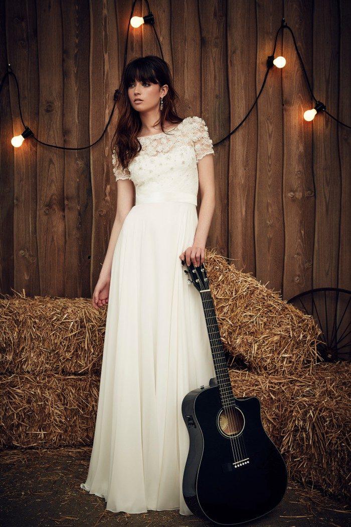 Taylor Wedding Dress by Jenny Packham