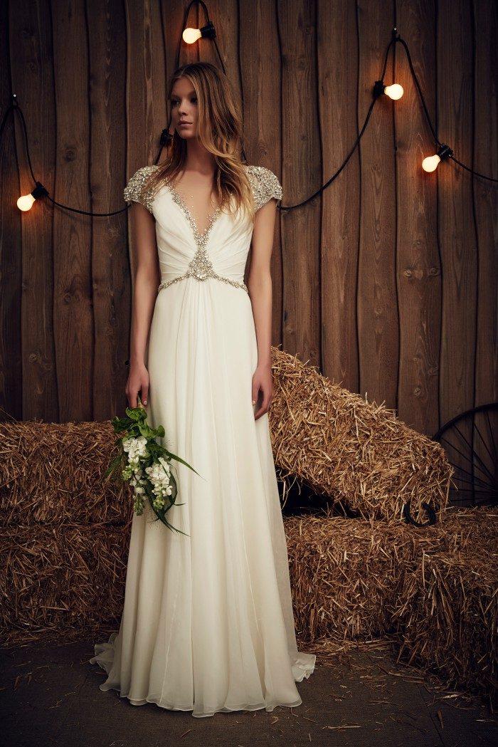 Jenny packham wedding dresses for 2017 dress for the wedding for Jenny packham wedding dress