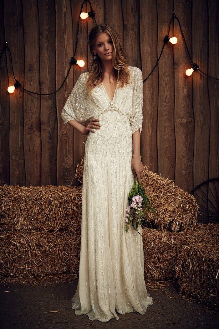 Jenny packham wedding dresses for 2017 dress for the wedding for How much is a jenny packham wedding dress
