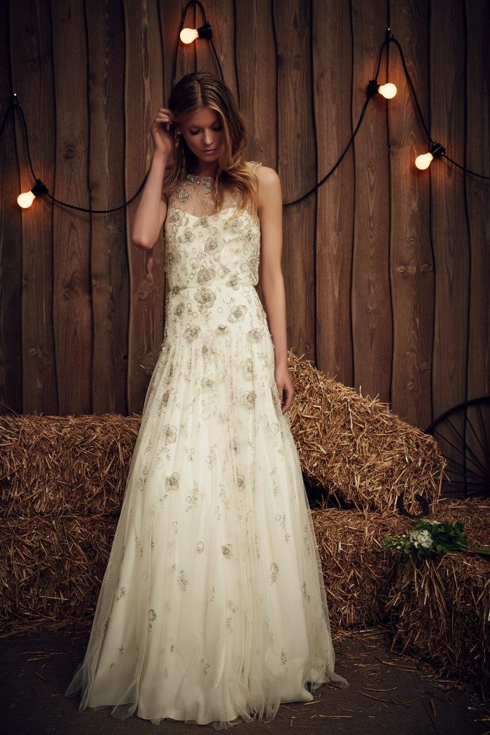 Jenny packham wedding dresses for 2017 dress for the wedding for Wedding dress shops in okc