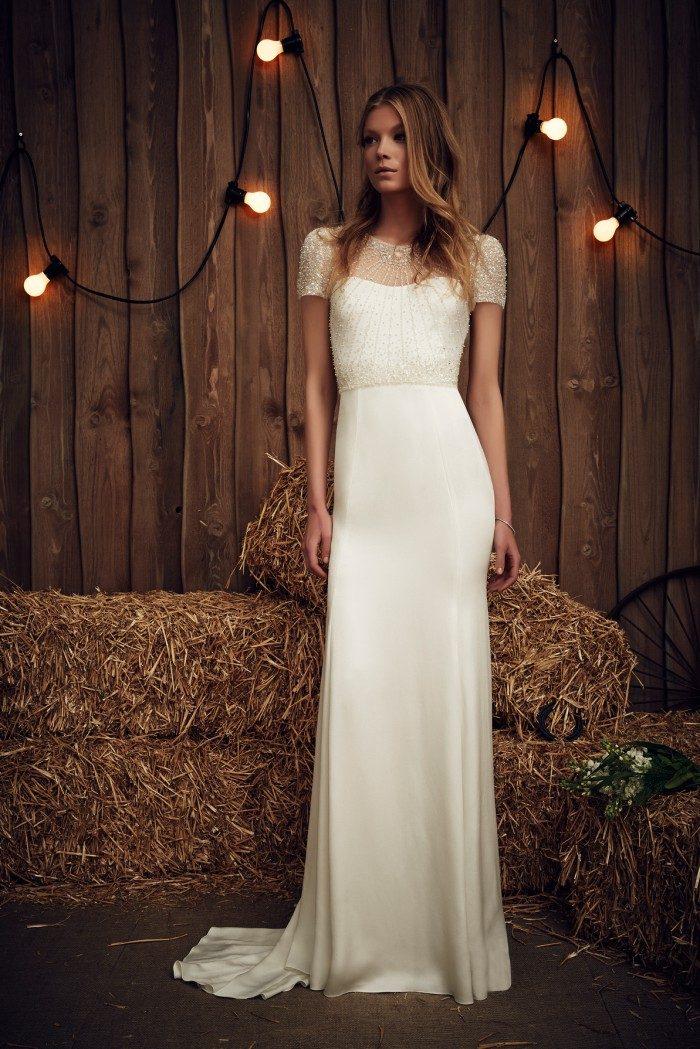 Jenny packham wedding dresses for 2017 dress for the wedding for Jenny beckman wedding dresses